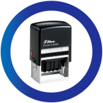 Self Inking Stamps and Daters